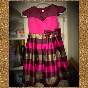 Girls Ultimate Party or Holiday Dress Size 8